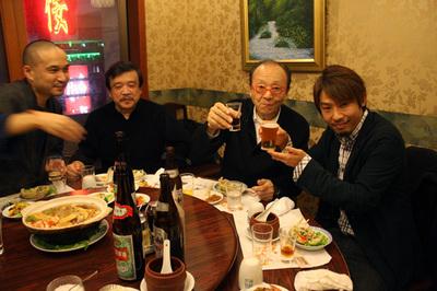 【2011/11/07】「勝井三雄先生を囲む会」開催!