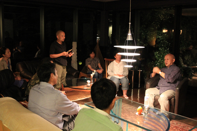JAGDA神奈川トーク&セミナー2012 「動く彫刻/環境と芸術」 講師:伊藤隆道 氏